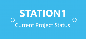 Station 1 Button - Current Project Status